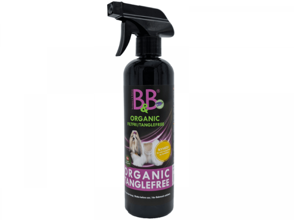 B&B Organic Tanglefree Pflegespray 500 ml