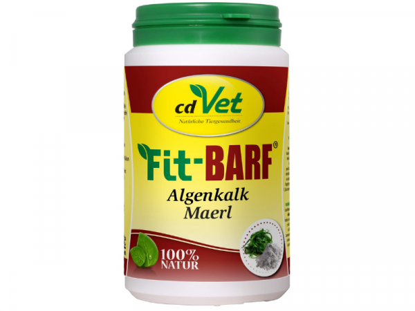 cdVet Fit-BARF Algenkalk 250 g