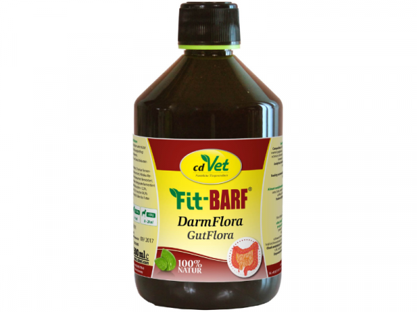 cdVet Fit-BARF DarmFlora 500 ml