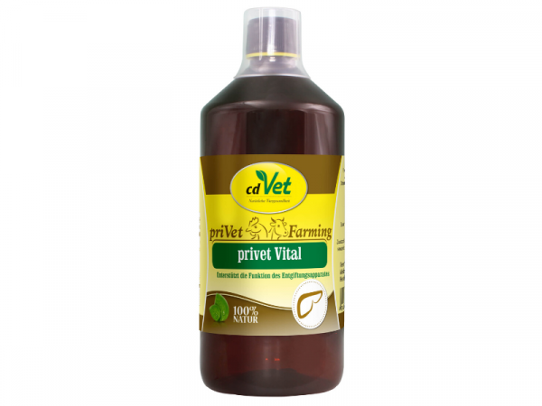 cdVet priVet Farming Vital 1000 ml