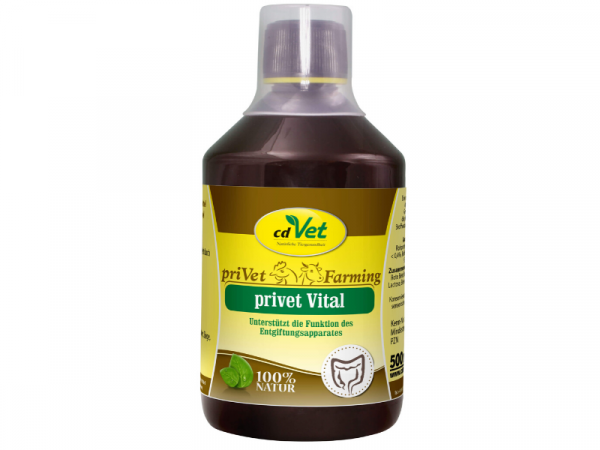 cdVet priVet Farming Vital 500 ml