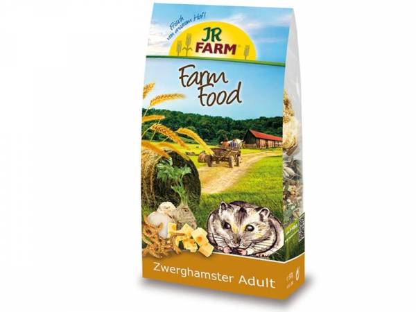 JR Farm Food Zwerghamster Adult