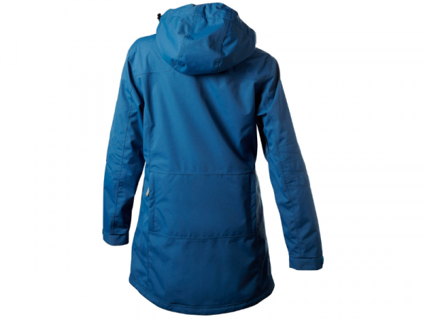 Owney Arnauti Damen-Langjacke ocean blue