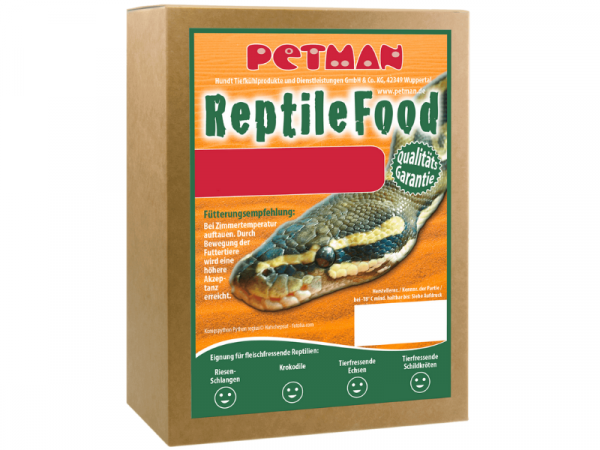Petman Rats on Ice Ratte Big XL Großpackung Reptilien-Frostfutter