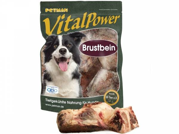 Petman Vital Power Brustbein vom Rind