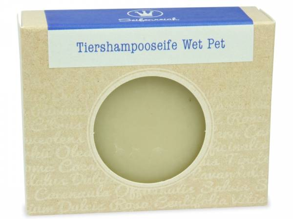 Seifenreich Tiershampooseife Wet Pet