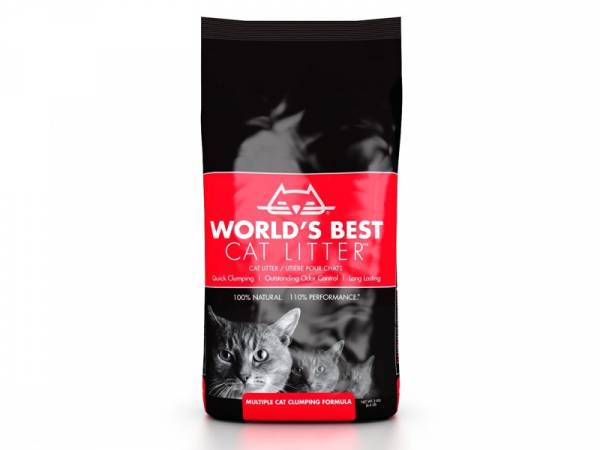 World`s Best Cat Litter Multiple Cat Clumping Formula Katzenstreu